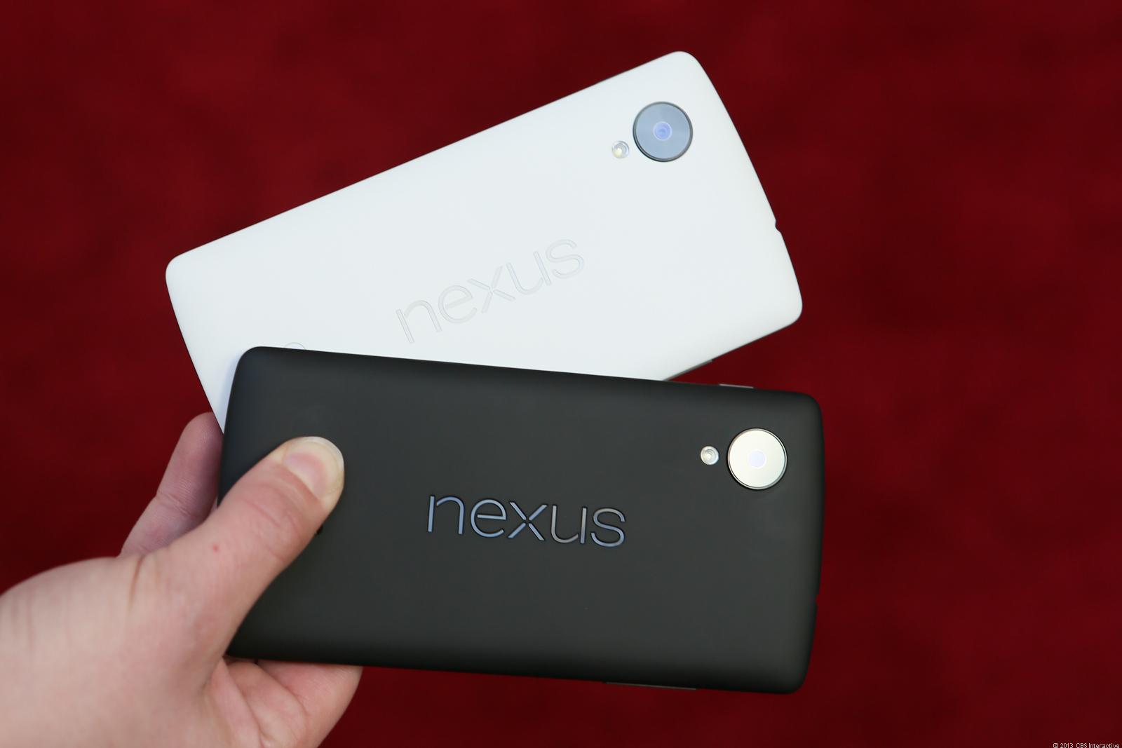 Google Nexus 5 – recenzija