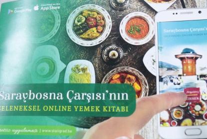 Aplikacija: Online tradicionalni kuhar sarajevske čaršije
