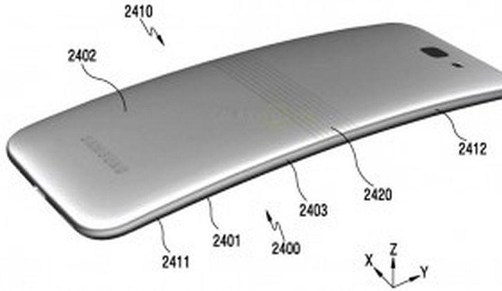 Preklopni smartphone: Pojavile se skice Samsung Galaxy X1 i Galaxy X1 Plus uređaja