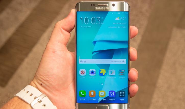 Stiže update operativnog sistema za Samsung Galaxy S6 edge+