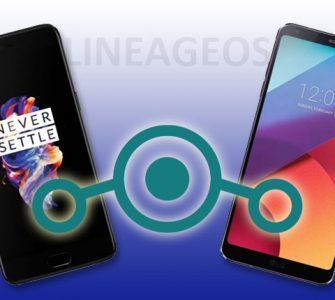 LineageOS dodao podršku za OnePlus 5, nekoliko varijanti LG G6 i druge uređaje