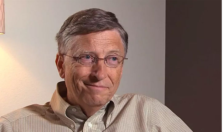 Bill Gates sada koristi Android telefon!