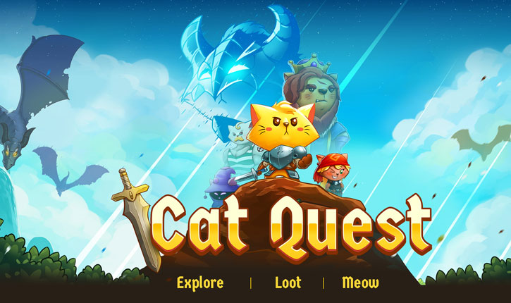 "Popularni RPG ""Cat Quest"" dolazi na Android"