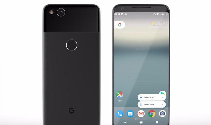 Google Pixeli će biti otporni na vodu i prašinu