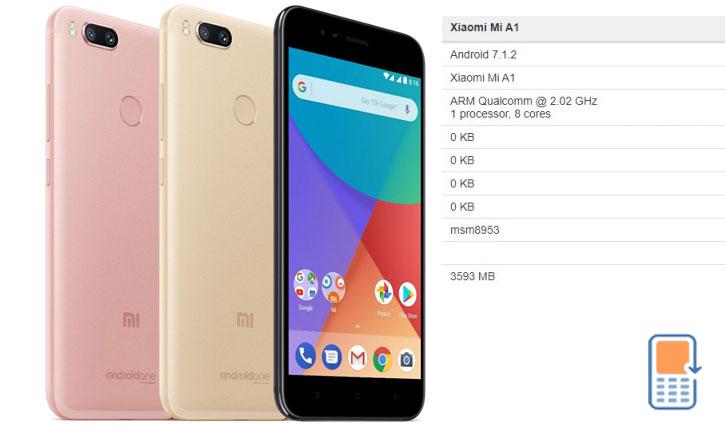 Xiaomi najavio Mi A1: Android One sa odličnim specifikacijama i cijenom!