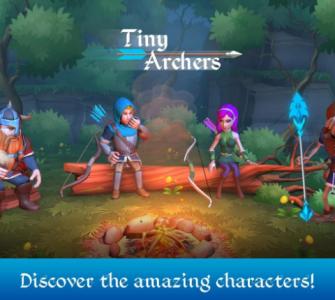 Preporuka dana: Tiny Archers