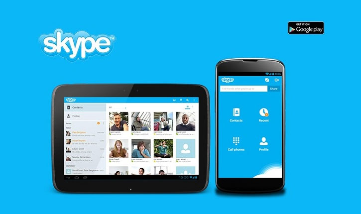 Skype za Android dostigao jednu milijardu preuzimanja!
