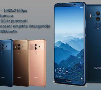 Da li ste spremni za budućnost? Huawei Mate 10 je tu!