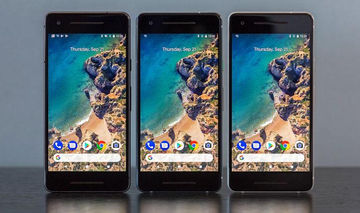 Predstavljamo: Google Pixel 2