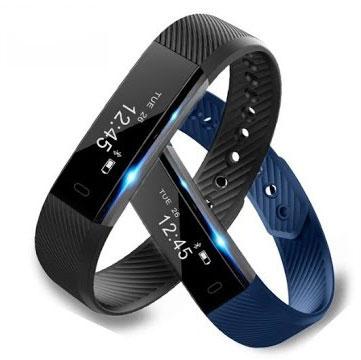 ID115 Activity Tracker Smart Bracelet - $10