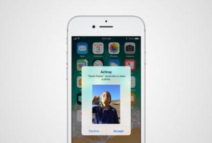 Ne radi vam AirDrop na iPhoneu? Probajte ove trikove!
