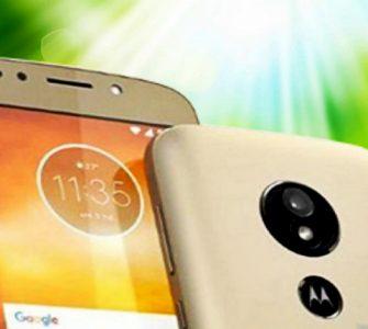 Dostupan 3D video prikaz Motorola Moto E5 uređaja!