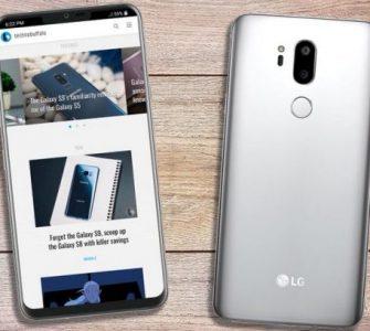 Poznat datum predstavljanja LG G7 ThinQ smartphona