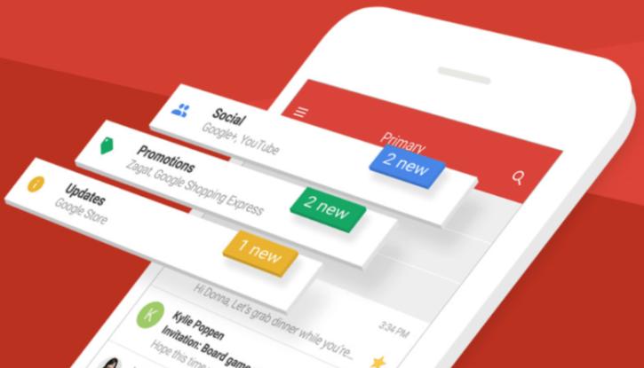 Gmail za Android dobija nove opcije