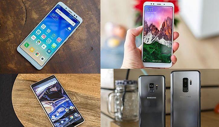 TOP 15 smartphona za prvi kvartal 2018. godine