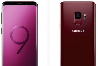 Dvije nove boje u ponudi za Samsung Galaxy S9 duo