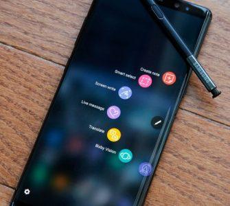Samsung Galaxy Note 9: Ogromni ekran, Exynos 9810 i 6 GB RAM-a