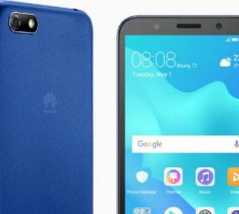 Huawei Y5 Prime (2018) predstavljen na zvaničnoj stranici