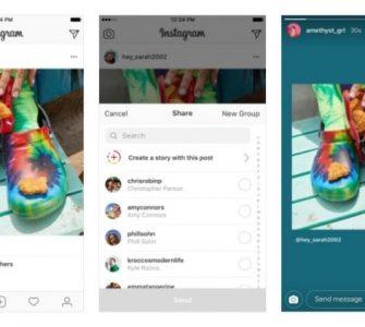 Novost na Instagramu: Sada možete shareovat postove drugih korisnika