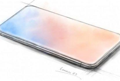 Lenovo Z5 smartphone: Displej preko čitave prednje strane