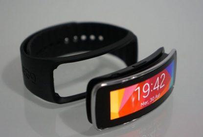 Samsung počeo raditi na Gear Fit Plus uređaju?