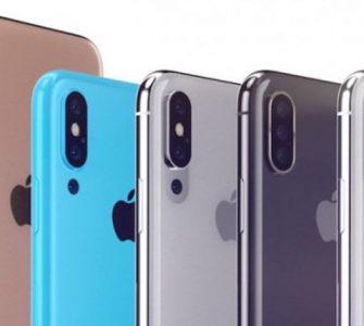 Apple za 2019. godinu sprema iPhone sa tri kamere na pozadini