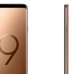 Samsung Galaxy S9/S9+ dostupan i u zlatnoj boji