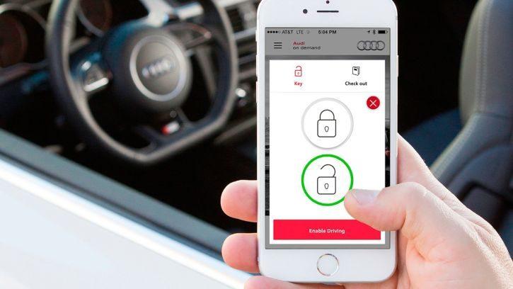 Stiže digitalni ključ: Auta će se otključavati smartphonom