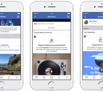 Facebook dodao novu Memories opciju: Sve uspomene na jednom mjestu