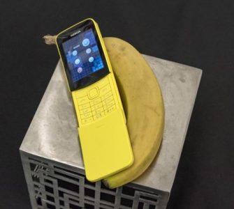 Nokia 8110 4G predstavljena: Spoj starog i novog