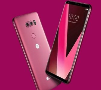 Pojavile se nove fotografije LG V40 ThinQ smartphona