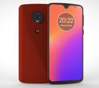 Otkriven izgled Motorola Moto G7 smartphona