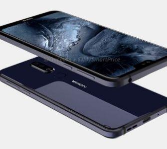 Otkriven izgleda Nokia 7.1 Plus smartphona