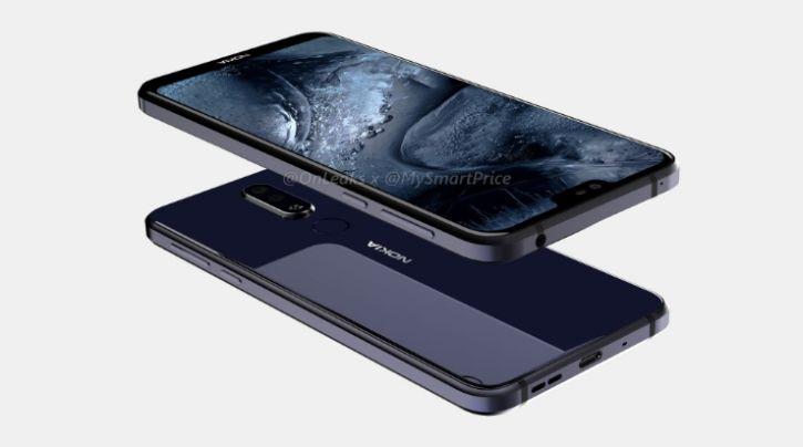 Otkriven Izgled Nokia 7 1 Plus Smartphona