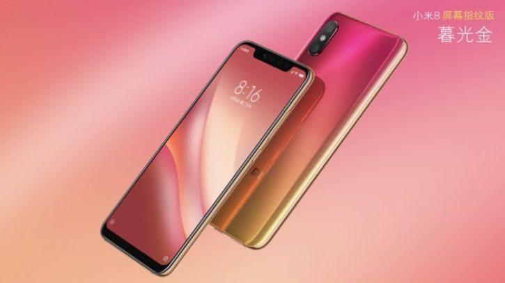 Xiaomi predstavio Mi 8 Pro i Mi 8 Lite smartphone