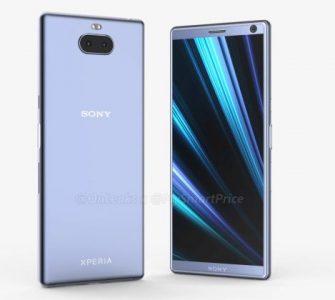 Proizvođači oklopa otkrili izgled Sony Xperia XA3 smartphona