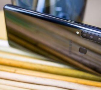 Samsung Galaxy A9 (2018): Prvi smartphone sa 4 kamere na pozadini