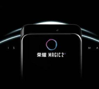 Honor Magic 2 stiže 31. oktobra