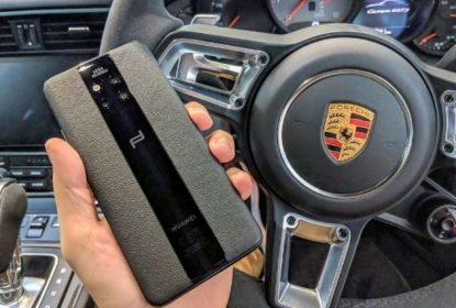 Huawei Mate 20 RS Porsche Design: Smartphone od 2000 eura