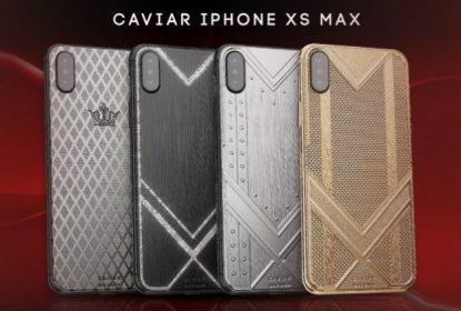 Dijamanti, zlato, titanijum i karbon: Specijalni iPhone XS Max