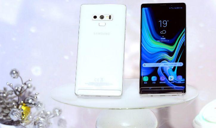 Samsung predstavio bijeli Galaxy Note 9