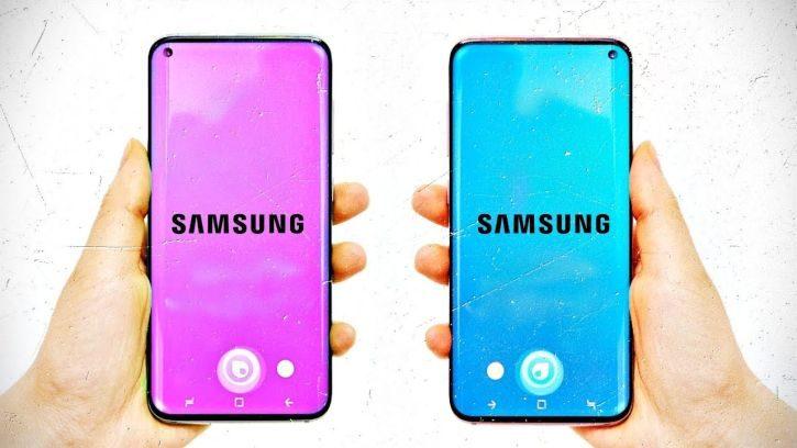 Samsung otkrio dizajn Galaxy S10 smartphona