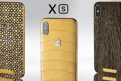 Kompanija Legend predstavila specijalni iPhone XS od 3000 eura