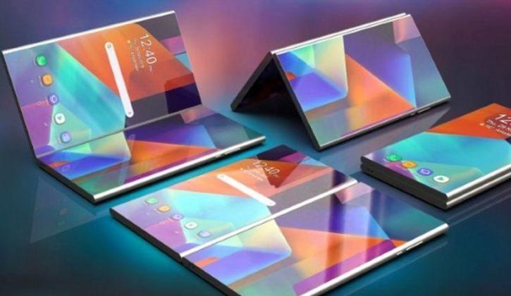 Pojavile se render fotografije Samsungovog savitljivog telefona
