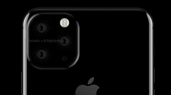 Appleov iPhone 11 dolazi sa trostrukom kamerom na pozadini