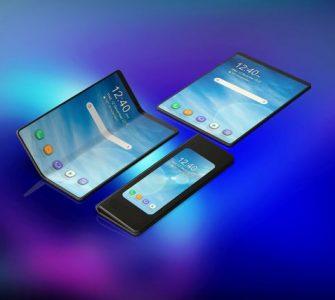 Preklopivi Samsungov Galaxy F prikazan na promo videu