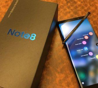 Samsung Galaxy Note 8 počeo dobijati novi update