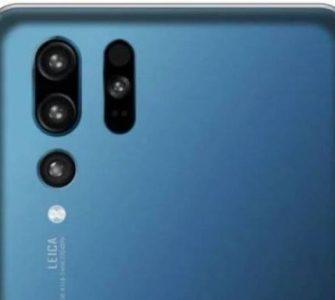 Huawei P30 Pro: Čudna četverostruka kamera na pozadini uređaja