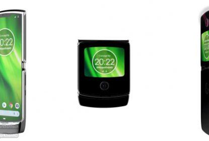 Ovako bi mogao izgledati Motorola Moto RAZR 2019