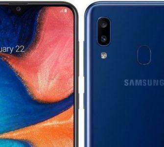 """Samsung Galaxy A20 zvanično predstavljen: Displej od 6,4"""" i baterija kapaciteta 4000 mAh"""